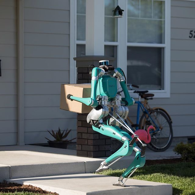 delivery robot