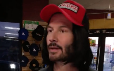 deep fake keanu reeves