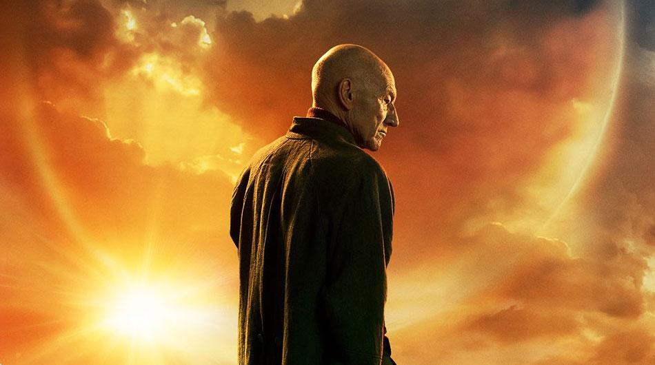 Picard Star Trek series