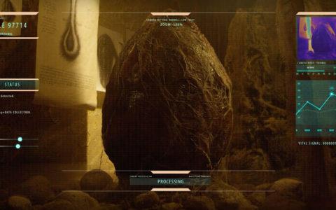 David's Lab - Last Signs of Life, alien covenant