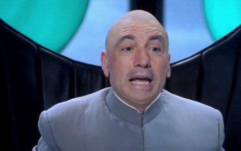 joe rogan dr. evil deep fake