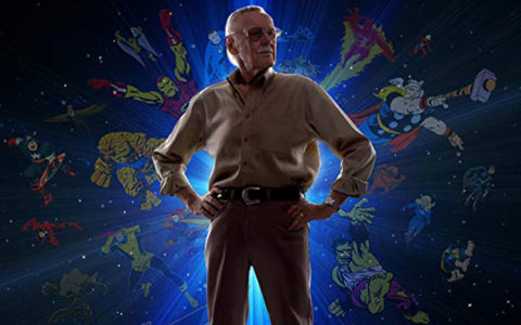 stan lee documentary poster