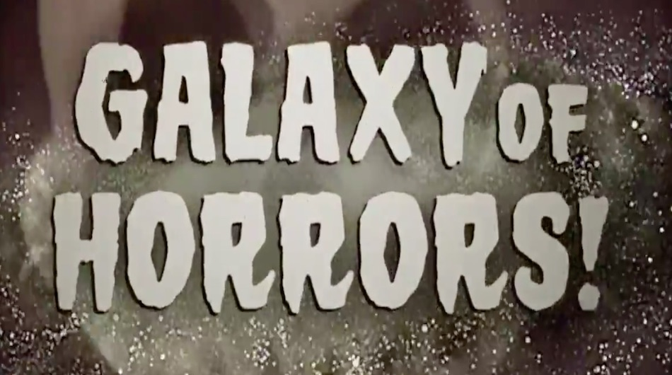 nasa exoplanets galaxy of horrors