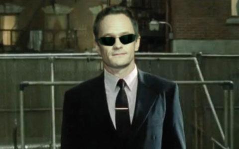 Neil Patrick Harris the matrix 4