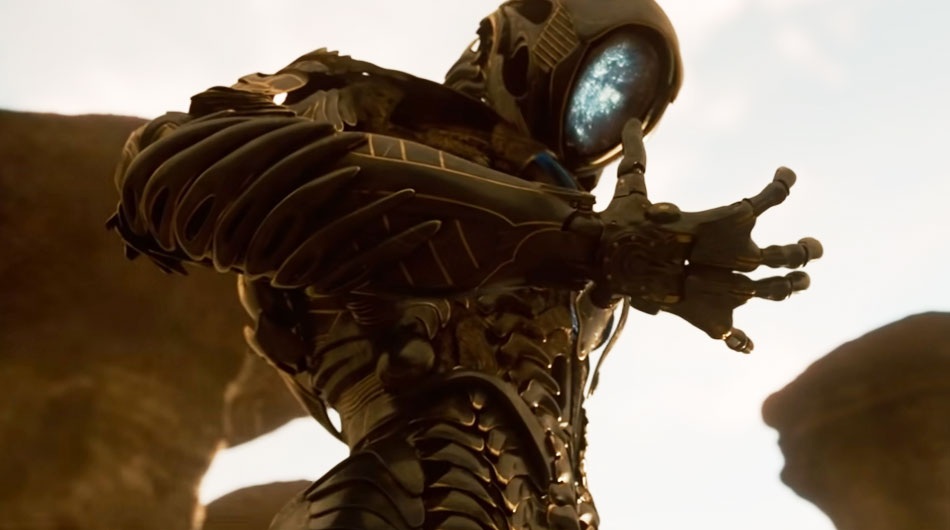 robbie the robot netflix season 2