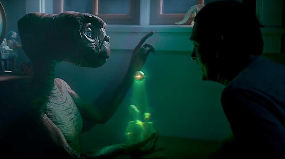 E.T. Xfinity commercial