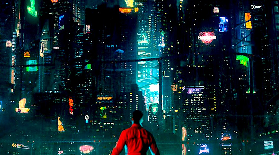 altered carbon city