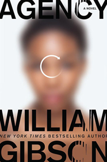william gibson agency book